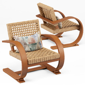 French Modernist Armchair