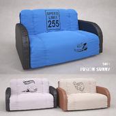 Sofa bed Fusion Sunny