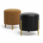 Kelly Wearstler MELANGE FOOT STOOL