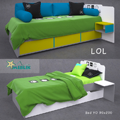 Youth furniture LOL-Beds