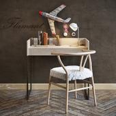 Set of furniture Flamant