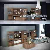 kitchen porcelanosa