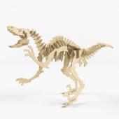 Dinosaurs Velociraptor