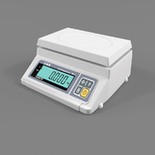 Scales electronic cas sw