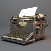 1913 Underwood 5 Typewriter