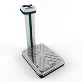 Floor scales CAS DL