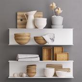 Botkyrka Wooden Set