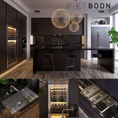 Kitchen Piet Boon SIGNATURE 2 (vray GGX, corona PBR)