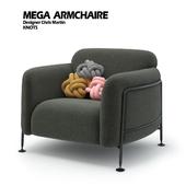 Armchair MEGA_ARMCHAIR Otaman