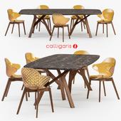 3d models download for Calligaris saint tropez