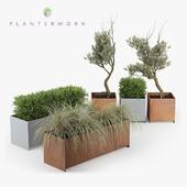 Planterworx - RANCH, TRUE SQUARE.