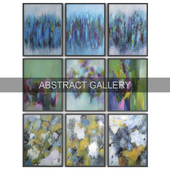 Paintings abstract | set 37