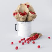 Currants in Mug