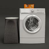 Washing machine Electrolux EWS 125210 a