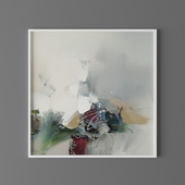 Set of abstract paintings 2