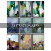 Paintings abstract | set 38