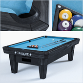 "The Diamond 8 ""PRO-AM billiard table"