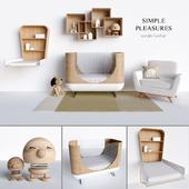 Wood Kids Room | Детская
