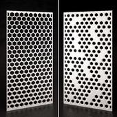 Decorative partition 7