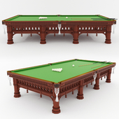 Billiard table GOTICS