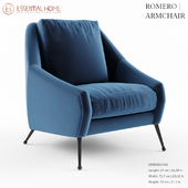 Romero armchair