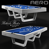 "Billiard table ""Aero"" by Billards Breton"