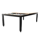 Fusion Pool Table And Dining Table