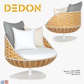 Dedon SwingMe Lounge Chair
