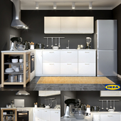 Kitchen IKEA METHOD / VEDINGE