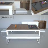 Бильярдный стол Fusion Tables.