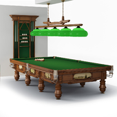 Admiral Billiard table