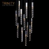 Trinity - 12-Light Round LED Pendant