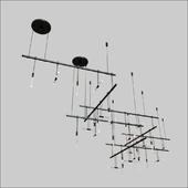 """suspenders® 36 """"/ 48"""" 8-Bar Zig Zag (SLS0183)"""