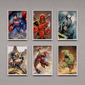 Superheroes - Superheroes - Comics