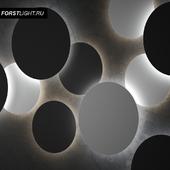Wall lamp Forstlight Bite