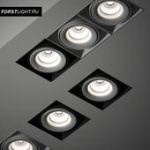 Ceiling lamp Forstlight TEMA
