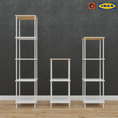IKEA DINAM Rack