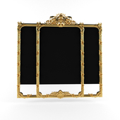 English Georgian mirror