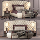 CAPITAL COLLECTION BED KESY XL