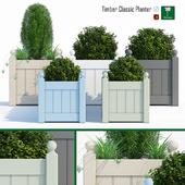 Timber classic planter