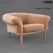 Casa Intl Morgano Armchair