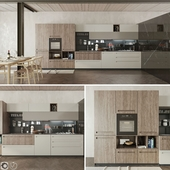 Kitchen Cucina Mood Stosa