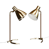 Table Lamp 9224 by Paavo Tynell
