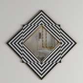dazzle wall mirror