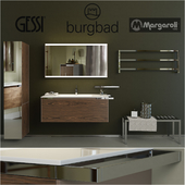 Мебель, сантехника и декор в санузел – Burgbad - Yso