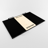 Weight lifting STECTER (2x3 meters)