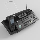 Fax Panasonic KX-FC968RUT