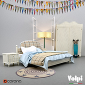 Детсая комната Volpi колекция Violetta