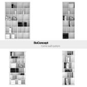 BoConcept Como wall system | set 1