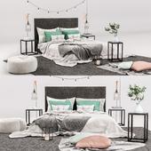 Decorative Bedroom Set 02